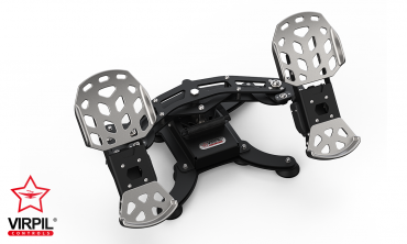 Introducing the Final Part of the VPCockpit - VPC Rudder Pedals!