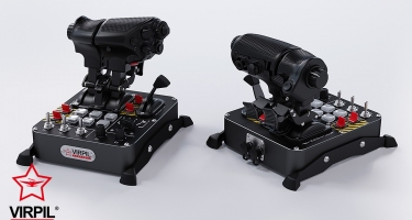 Introducing the VPC MongoosT-50CM3 Throttle